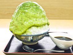 茶師十段が作る濃厚抹茶かき氷が話題。行列のできる日本茶専門店「しもきた茶苑大山」|ことりっぷ