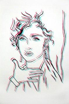 Madonna by themiky.com ON SALE
