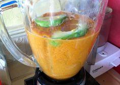 Forks Over Knives Salad Dressing | Positively Vegan: Avocado-Orange Salad Dressing
