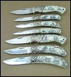 R & M Custom Knives