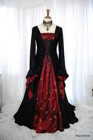 Renaissance dress