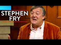 Stephen Fry hits out at 'infantile' culture of trigger words and safe spaces | Attitude Magazine