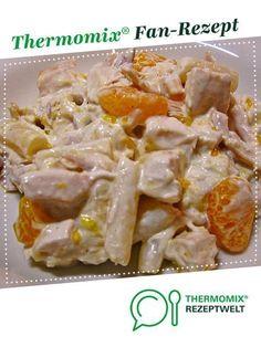 leckerer Geflügelsalat von HotTomBBQ. Ein Thermomix ® Rezept aus der Kategorie Saucen/Dips/Brotaufstriche auf www.rezeptwelt.de, der Thermomix ® Community.