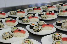 Sushi preparation #mothersday
