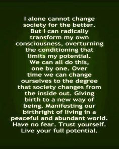 Live to Your Potential - David Icke Website