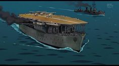 "IJNavy Aircraft carrier ""Hosho"""