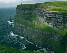 The cliffs of Mohr in Ireland..been here and will go back one day..