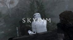 Robot voice Skyrim mods reviews - STAR WARS mod collection  #skyrim, #mods, #review