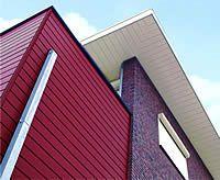 Keralit dakrandpanelen: een duurzaam en milieuvriendelijk materiaal voor dakranden / boeiboorden dat zo op het oog hetzelfde is als hout