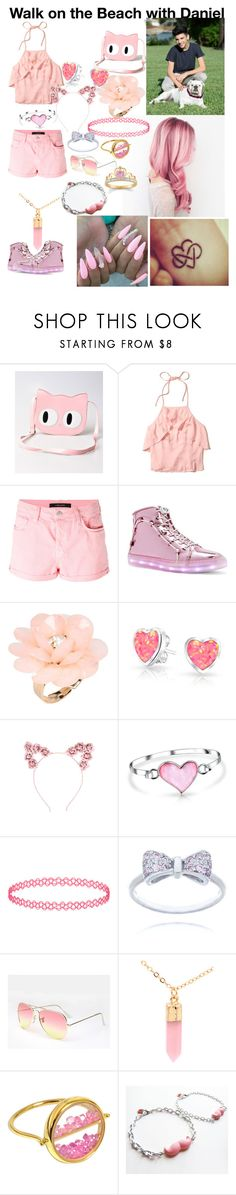 """""""Walk in the Park with Daniel Skye"""" by puppylover32203 on Polyvore featuring Banned, Hollister Co., J Brand, Dettagli, Bling Jewelry, Hot Topic, Miss Selfridge, Silver Rain and Aurélie Bidermann"""