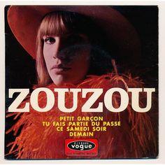 PETIT GARCON de ZOUZOU, EP chez lapin.magik - Ref:2300238300
