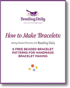 Free bracelet patterns for bracelets