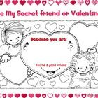 Enjoy this task for little kids in Valentine's Time!    Instructions  •	Decorate the classroom with images related to Saint Valentine's Day.   •	Show l...