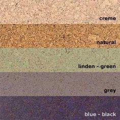 Types of Cork Flooring