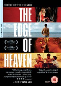 AUF DER ANDEREN SEITE/EDGE OF HEAVEN (15) 2007 GERMANY AKIN, FATIH £19.99  Turkish slice-of-life drama  Website –	 http://www.worldonlinecinema.com  New Release announcements Blog  -	 http://julianwhiting.wordpress.com/