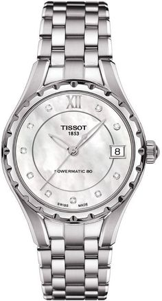 Tissot Lady Stainless Steel Watch 990a74d56ce