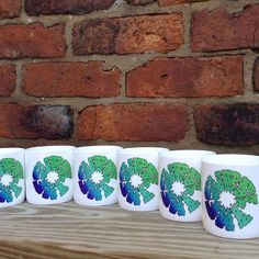 THE CUPS ☕️☕️☕️☕️ #subslime #design #cups #freebies #colour #fade #printing