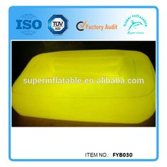 inflatable sofa with led light