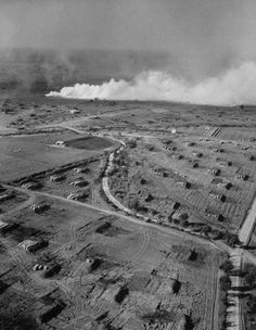 Les alliés à Anzio : rares Photos de la campagne d'Italie de la seconde guerre mondiale |