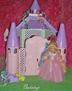 one of my favorite toys Lady Lovely Locks, Kawaii Room, When I Grow Up, Cool Toys, I Got This, Childhood Memories, Princess Peach, Nostalgia, Castle