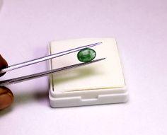 (sku no:kge1.47ct3) Natural Green Emerald 1.47ct