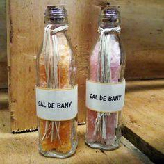 Sals minerals