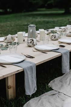 tabletop outdoor dining