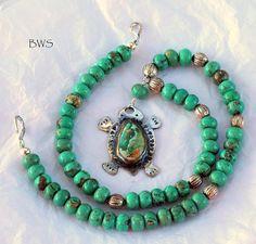 blindwolfspirit jewelry - Stone Mountain Turquoise