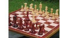 3 kg Staunton Club Chess Set 4Q Bud Rose Wood. http://www.chessbazaar.com/chess-pieces/luxury-chess-pieces/3-kg-staunton-club-chess-set-4q-bud-rose-wood.html