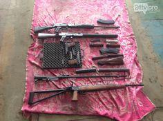 Сотрудники ФСБ поймали в Брянске семь торговцев оружием (ВИДЕО) - 24tv.pro