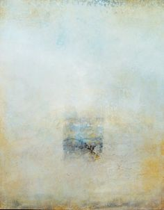Scott Upton Wandering Under the Moon, 30x48, mixed media on canvas