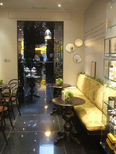 Primrose Bakery and Tea Room.