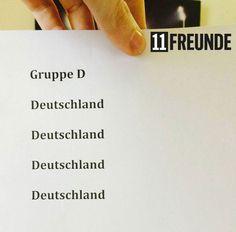 Die gestrige Schocknachricht der WM-Auslosung: Deutschland in der Todesgruppe on http://www.drlima.net