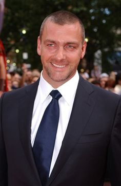 Ray Stevenson. Just extremely handsome.