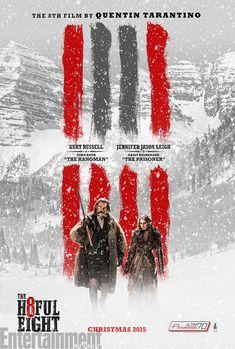 The Hateful Eight : un nouveau poster pour le western de Tarantino - News films Vu sur le web - AlloCiné