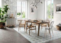 Polis - Azulejos Dining Table, Interior, Furniture, Home Decor, Stoneware, Porcelain, Floor, Urban, Living Room