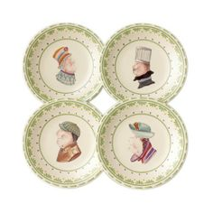 Pfaltzgraff Circle of Kindness Topsy Turvy Set of Four 6 1/4-Inch Plates by Pfaltzgraff. Save 93 Off!. $2.99. Circle of Kindness is hand-painted. The patrons of The Inn Between are a whimsical bunch.  Just when you think you know them, they turn into someone else!. The Topsy Turvy set of four plates is a great addition to your dinnerware set. See if your guests know who is who.. Made of durable, chip resistant stoneware. Microwave, dishwasher and oven safe.. A beautiful pattern based on...