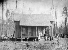 Mississippi County, Home of homesteader C.M. Bourland two miles north of Blytheville, AR