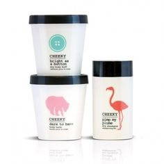 Cheeky's Beauty Products