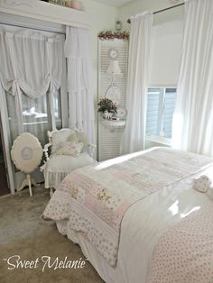 ~Sweet Melanie~: A New Bed for Guests