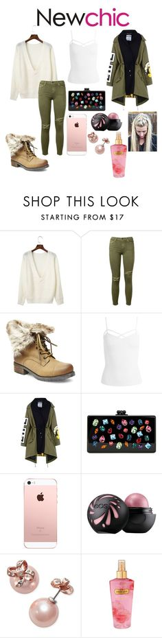 """""""#2"""" by kayy2558 ❤ liked on Polyvore featuring Current/Elliott, Steve Madden, Sans Souci, Moschino, Edie Parker, Kate Spade and Victoria's Secret"""
