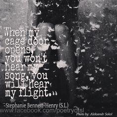 """137 Likes, 4 Comments - Stephanie Bennett-Henry (@slwriting) on Instagram: """"#stephaniebennetthenry #slwriting #SBH #stephaniebennetthenryquotes #poetryofsl…"""""""
