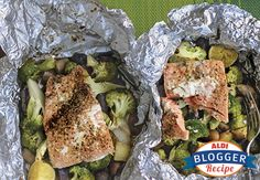 2014 Healthy Salmon Foil Packets Recipe Hero D