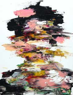 "Saatchi Online Artist: KwangHo Shin; Oil, 2013, Painting ""[138] untitled oil on canvas 53.0 x 40.9 cm 2013 [Exhibition]"""