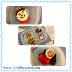 Make a Disney Pixar Up Lunch with Dug!