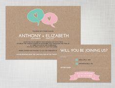 Cartamodello Papeterie - Wedding Invitations - http://www.myweddingconcierge.com.au/component/content/article/18-invitations-stationary/1255-cartamodello-papeterie