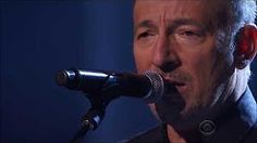 Bruce Springsteen - I Hung My Head - Sting - Kennedy Center Honors 2014 - YouTube