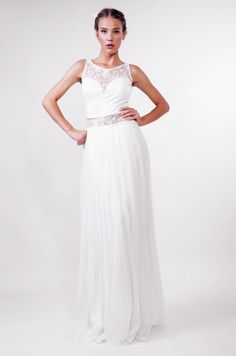 Jasmine by Anna Kara suknie ślubne 2014