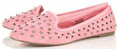 Schoenen met studs zelf maken