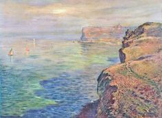 A Grainval, près de Fécamp (C Monet - W 653),1881.
